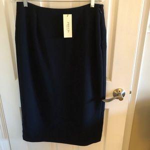 Précis Navy Skirt
